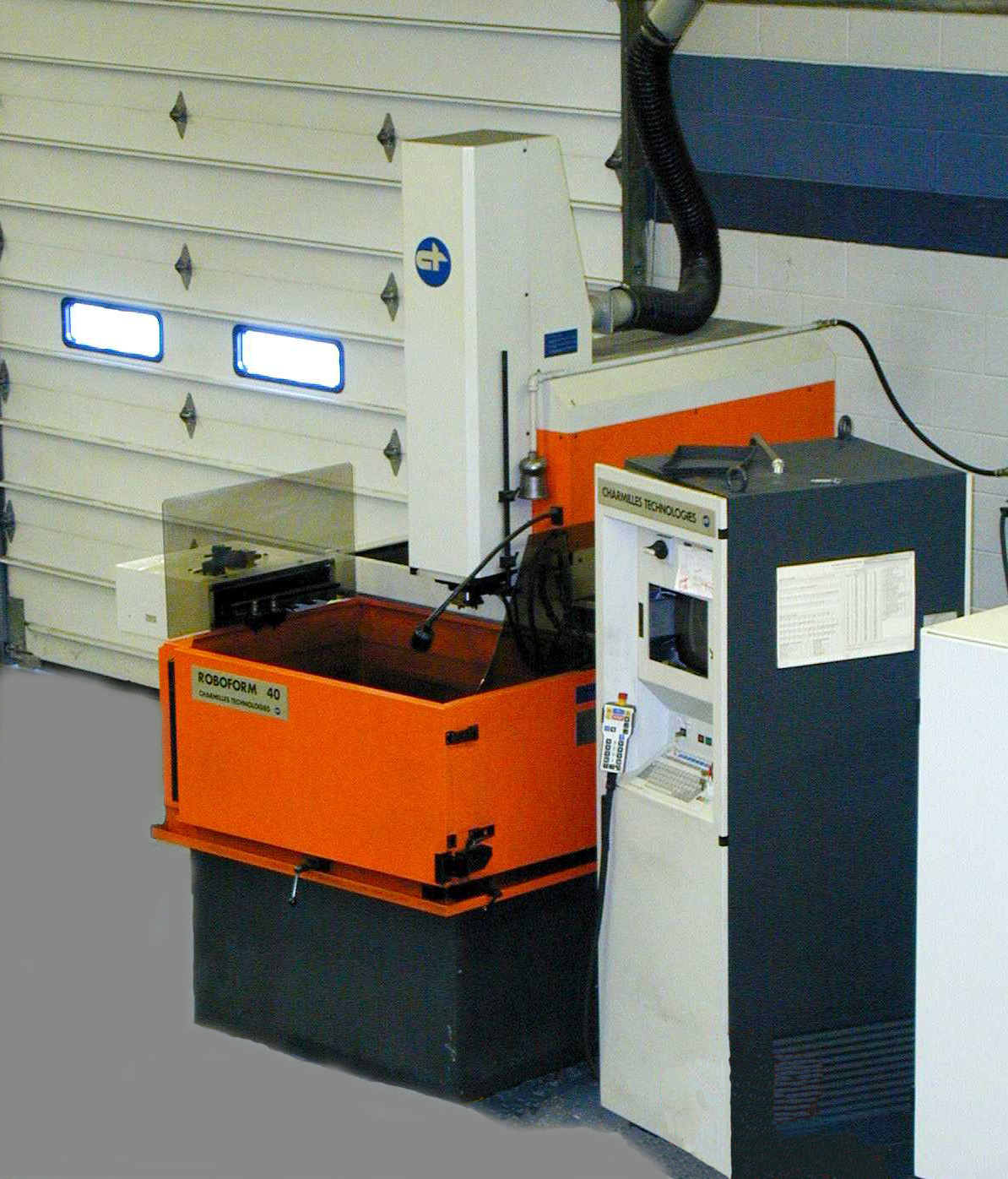 EDM for Plastic Injection Molds